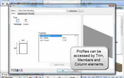 Columns & Members - Envisioneer