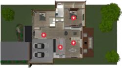 Clickable FloorPlan