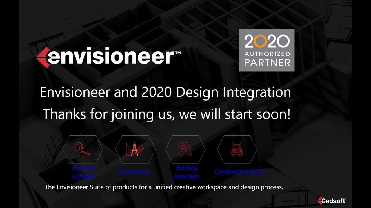 BIM Home Design Software Partner Integrations   Envisioneer